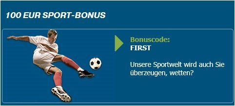 Bet-at-home Wettbonus