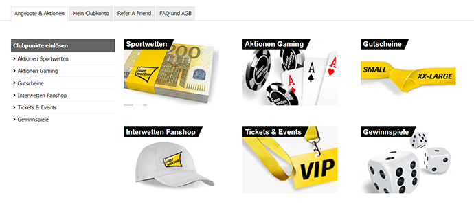 Interwetten-Club